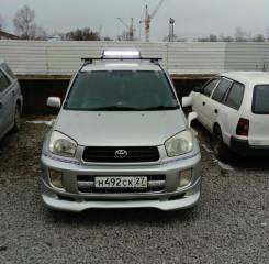 Toyota RAV4. автомат, передний, 1.8 (125 л.с.), бензин, 160 тыс. км