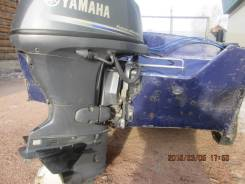 Yamaha. 40,00л.с., 4х тактный, бензин, Год: 2010 год