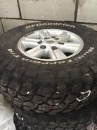 Продам грязевые колёса на тоета хайлюкс р15. x15