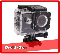 Sjcam SJ4000 2.0 Wi-Fi Оригинал ! аналог Gopro. Экшен камера.