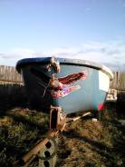 Продам лодку с мотором. Год: 1999 год, длина 5,80м., двигатель подвесной, 30,00л.с., бензин