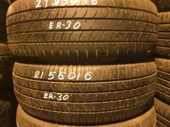 Bridgestone Turanza ER30. Летние, износ: 20%, 2 шт