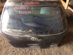 Дверь багажника. Toyota Corolla Spacio, AE115N, AE111, AE111N, AE115