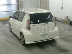 Обвес кузова аэродинамический. Toyota Passo, QNC10, KGC10 Двигатели: K3VE, 1KRFE