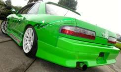 Стоп-сигнал. Nissan Silvia, KPS13, S13, KS13 Двигатели: SR20DE, CA18DET, SR20D, CA18DE, CA18D, SR20DET
