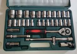Подарок мужчине набор инструмента SATA 32 предмета Отправка по России