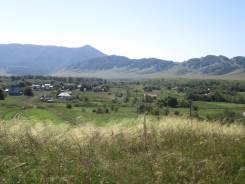 Земля на Алтае 58 соток в собственности !. 5 800кв.м., собственность, электричество