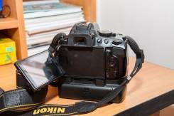 Nikon D5100 Body. 15 - 19.9 Мп, зум: без зума