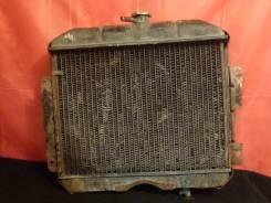 Радиатор охлаждения двигателя. ГАЗ Волга, 2410 ГАЗ 31029 Волга ГАЗ 24 Волга Двигатели: ZMZ402, 10, 402