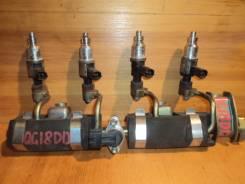 Инжектор. Nissan Primera Camino, WQP11, QP11 Nissan Bluebird, QU14 Nissan Sunny, QB15 Nissan Primera, QP11 Двигатель QG18DD