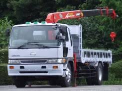 Ремонт японских грузовиков , манипуляторов кму .
