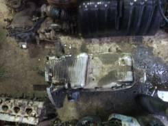 Картер масляный двигателя Шевроле Авео T200. Chevrolet Aveo, T200
