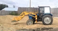 МТЗ 82.1. Продается трактор , 4 750 куб. см.