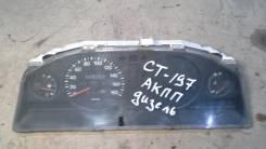 Панель приборов. Toyota Caldina, CT197V, CT196V, CT199, CT197, CT198, CT199V, CT196, CT198V Двигатель 3CE