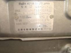 Автоматическая коробка переключения передач. Nissan Wingroad, WHNY11 Двигатель QG18DE