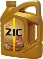 ZIC. Вязкость 5W-30, синтетическое. Под заказ