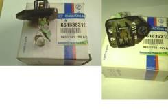 Резистор / Транзистор печки ISTANA / салона / 6618353260 / 6618353160 / 6618353460 / SsangYong