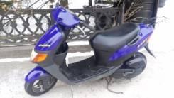 Suzuki Lets. 49 куб. см., исправен, птс, без пробега