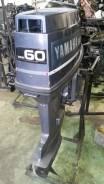 Yamaha. 60,00л.с., 2х тактный, бензин, нога L (508 мм), Год: 1999 год