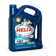Shell Helix. Вязкость 10W-40, полусинтетическое