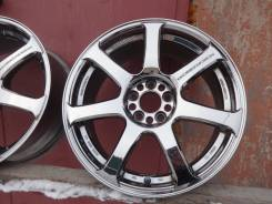 Work Emotion XT7. 7.0x17, 5x100.00, ET42, ЦО 60,0 мм.