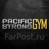 Абонемент Pacific Strong Gym