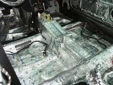 Шумоизоляция вашего автомобиля