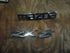 Эмблема. Mazda RX-8, SE3P Двигатель 13BMSP