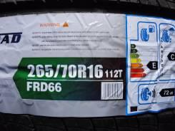 Farroad FRD66. Летние, 2016 год, без износа, 4 шт