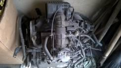 Двигатель. Honda Capa Двигатель D15B