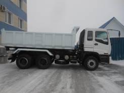 Isuzu. CYZ51K, 15 000 куб. см., 18 000 кг.