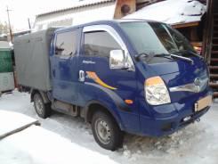 Kia Bongo III. Продается грузовик , 2 900 куб. см., 1 100 кг.