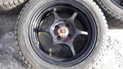 Black Racing. 6.0x15, 4x114.30, ET38, ЦО 73,0 мм.