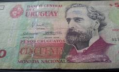 Песо Уругвайское.