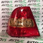 Стоп-сигнал. Toyota Corolla Axio, CE120, NZE120, NZE121, ZZE121, ZZE122 Toyota Corolla, CE120, NZE120, NZE121, ZZE121, ZZE121L, ZZE122 Двигатели: 1NZF...