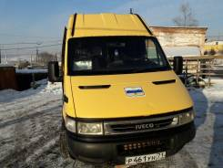 Iveco Daily. Продаётся микроавтобус Iveco 2006 год выпуска, 2 700 куб. см., 19 мест