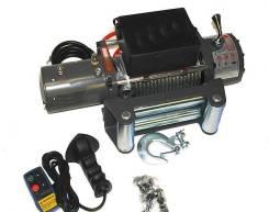 Качественная лебедка электрическая Electric Winch 6000LB 12 вольт