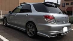 Бампер. Subaru Impreza WRX STI, GGB
