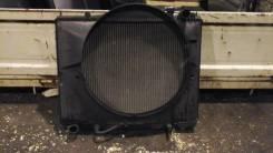 Радиатор охлаждения двигателя. Nissan Elgrand, AVE50. Под заказ