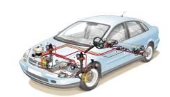 Ремонт Гидро-подвески автомобилей Toyota, Lexus