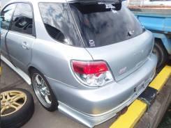 Крышка багажника. Subaru Impreza WRX, GG, GGB Subaru Impreza WRX STI, GGB