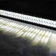 Двухрядная светодиодная LED фара 234 Вт W Линзованная 4D.