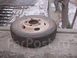Продается грузовое колесо на 16 Kumho 205/65/16 зимнее. x16