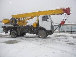 МАЗ. Продается автокран Маз, 16 000 кг., 18 м.
