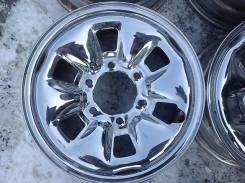 Toyota Hiace. 6.0x15, 8x114.30, 6x139.70, ЦО 106,0мм.