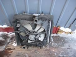 Радиатор охлаждения двигателя. Toyota Passo, KGC15, KGC10 Двигатели: 1KRFE, 1KR