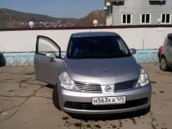 Nissan Tiida Latio. автомат, 4wd, 1.5, бензин, 151 540 тыс. км