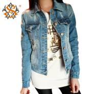 Куртки джинсовые. 42, 44, 40-44, 46