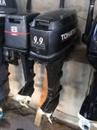 Tohatsu. 9,90л.с., 2х тактный, бензин, нога L (508 мм), Год: 2000 год