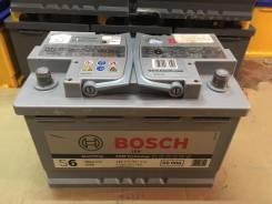 Bosch. 70 А.ч., левое крепление, производство Европа